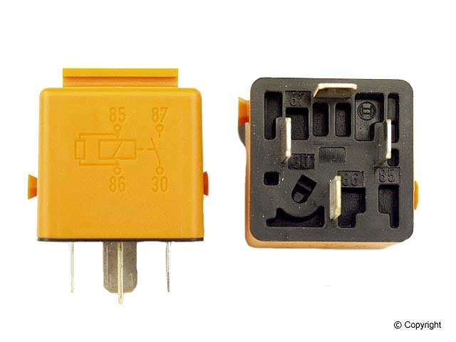 IMC - Bosch HVAC Blower Motor Relay - IMC 835 06020 101