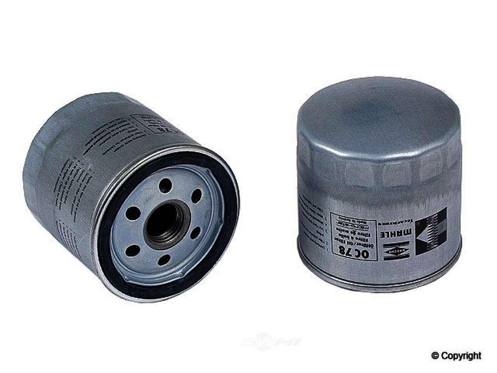 Mahle -  Turbocharger Oil Filter - WDX 091 54006 057
