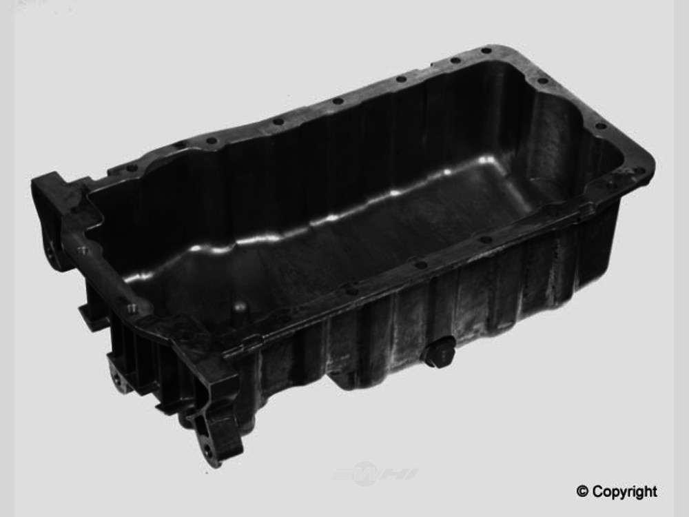 Meyle -  Engine Oil Pan - WDX 040 54005 500