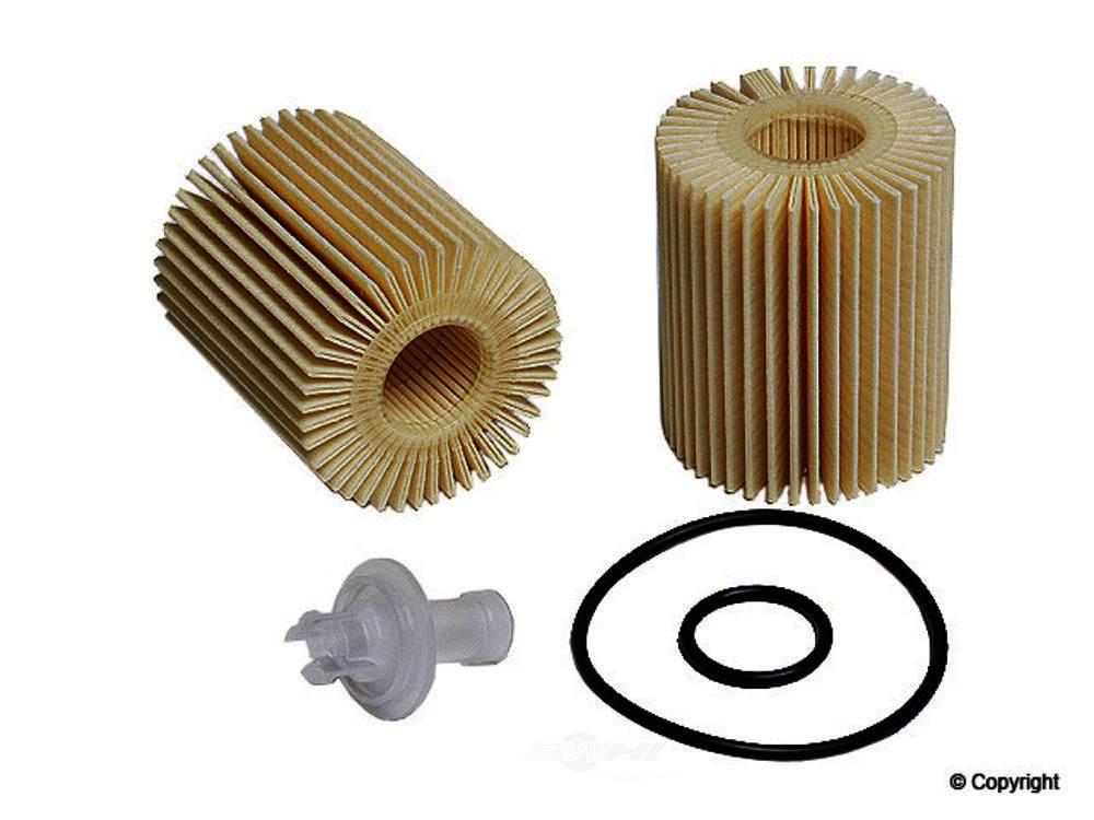 Genuine -  Engine Oil Filter Engine Oil Filter - WDX 091 30003 001