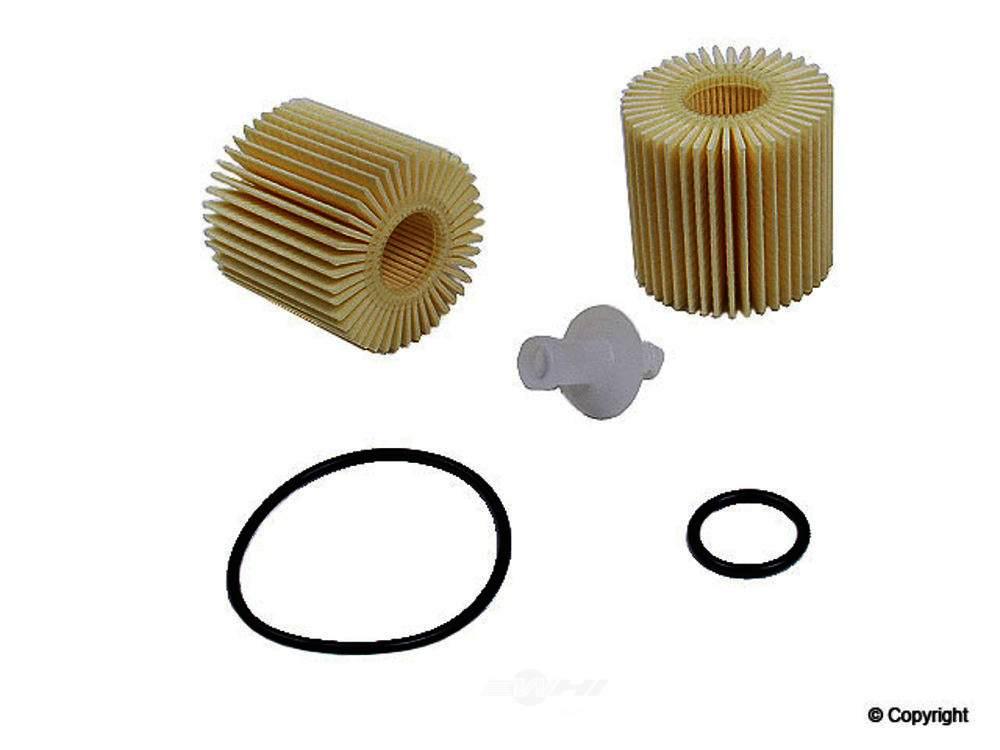 Genuine -  Engine Oil Filter Engine Oil Filter - WDX 091 51014 001