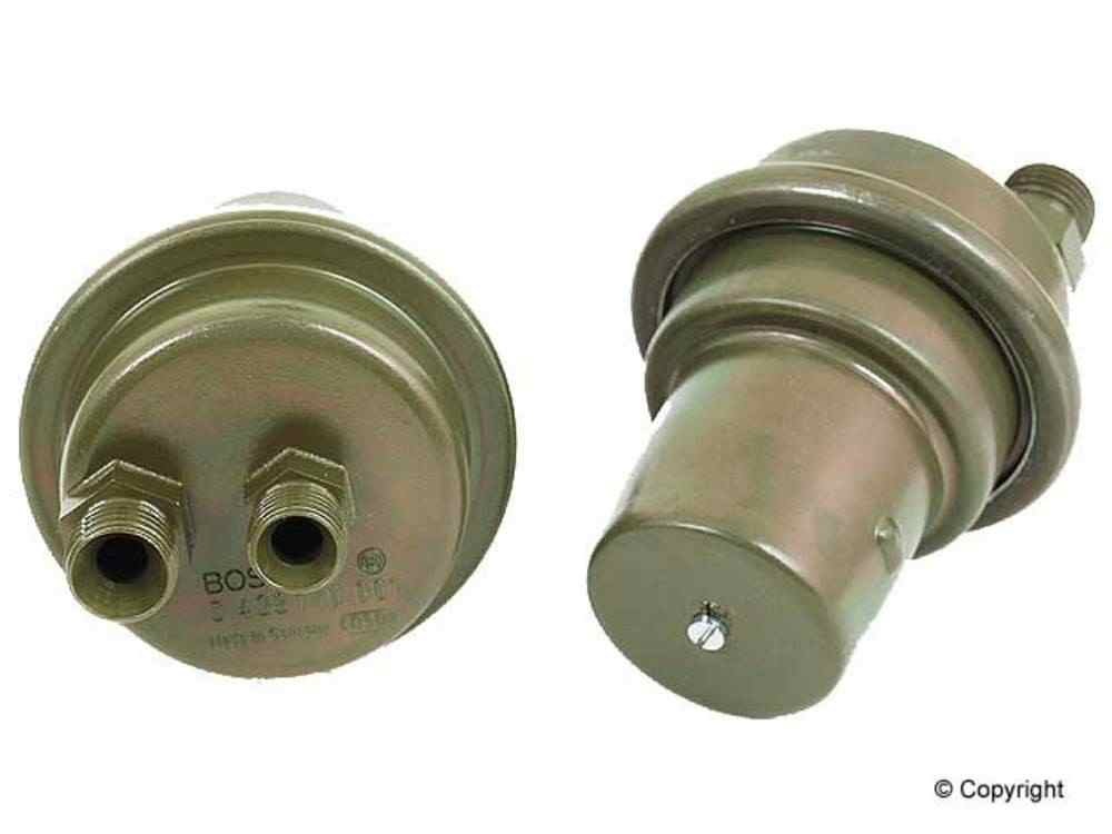 WD EXPRESS - Bosch Fuel Injection Fuel Accumulator Fuel Injection Fuel Accumulator - WDX 130 04003 101