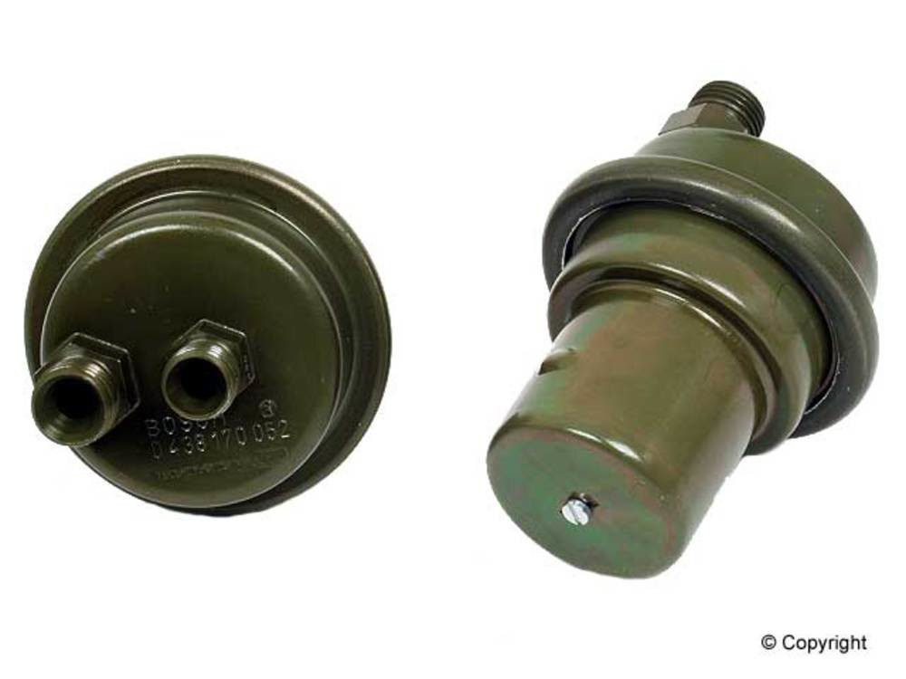 WD EXPRESS - Bosch Fuel Injection Fuel Accumulator Fuel Injection Fuel Accumulator - WDX 130 04005 101