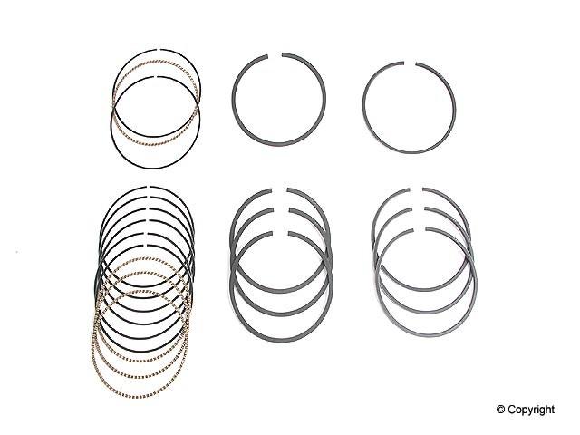 Grant - Grant Engine Piston Ring Set - WDX 061 54072 633