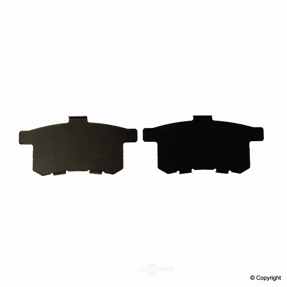 Genuine -  Disc Brake Pad Shim - WDX 527 21026 001
