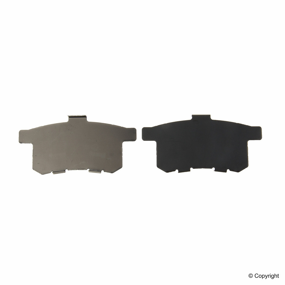 IMC MFG NUMBER CATALOG - Genuine Disc Brake Pad Shim (Rear) - IMM 06435-TA0-A00