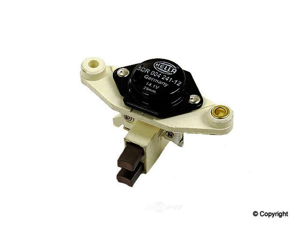 Hella -  Voltage Regulator Voltage Regulator - WDX 704 54004 044