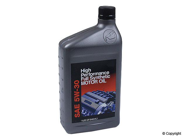 INTERAMERICAN MOTOR CORPORATION - Genuine Engine Oil - IMO 07 51 0 017 866