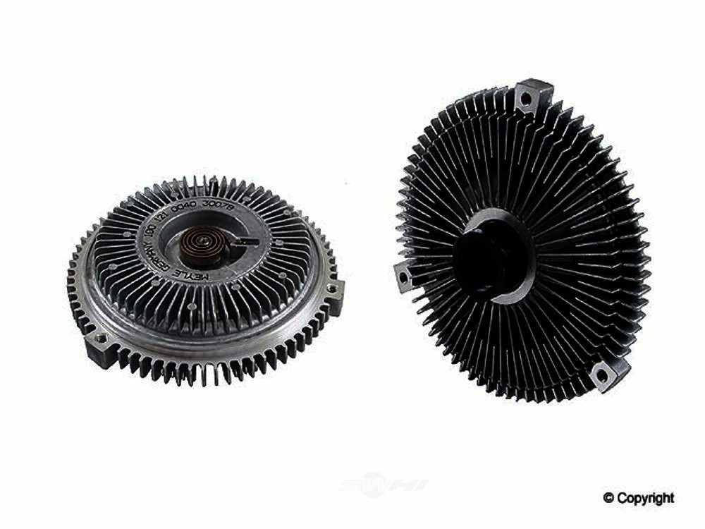 Meyle -  Engine Cooling Fan Clutch Engine Cooling Fan Clutch - WDX 114 54003 500