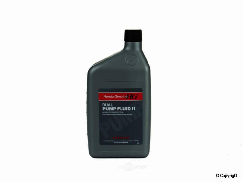 Genuine -  Differential Oil Differential Oil - WDX 973 21005 001