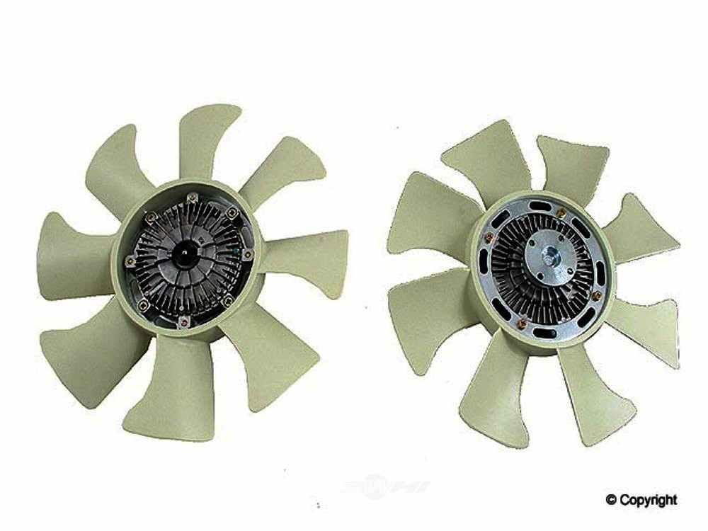 NT -  Engine Cooling Fan Clutch - WDX 114 28003 758