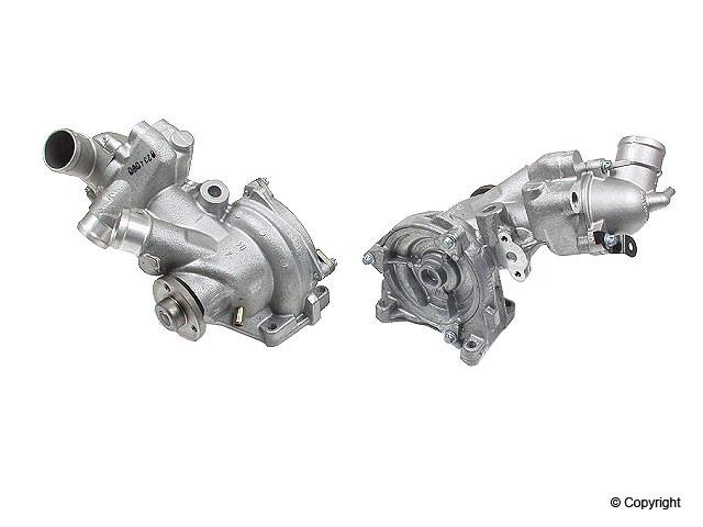 Genuine Reman - Genuine, Remanufactured Engine Water Pump - WDX 112 33020 003