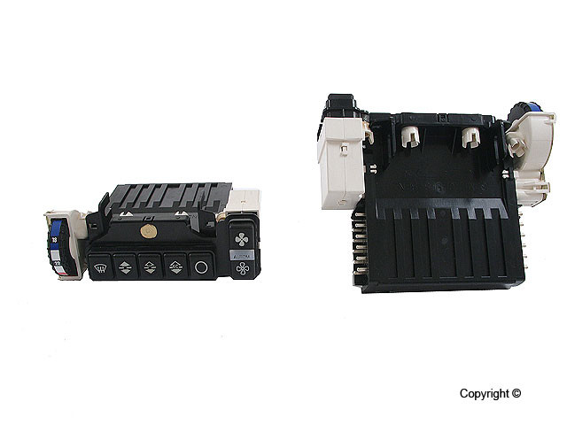 Beckmann Tech Reman - Beckmann Technologie Remanufactured HVAC Heater Control Unit - WDX 651 33040 775