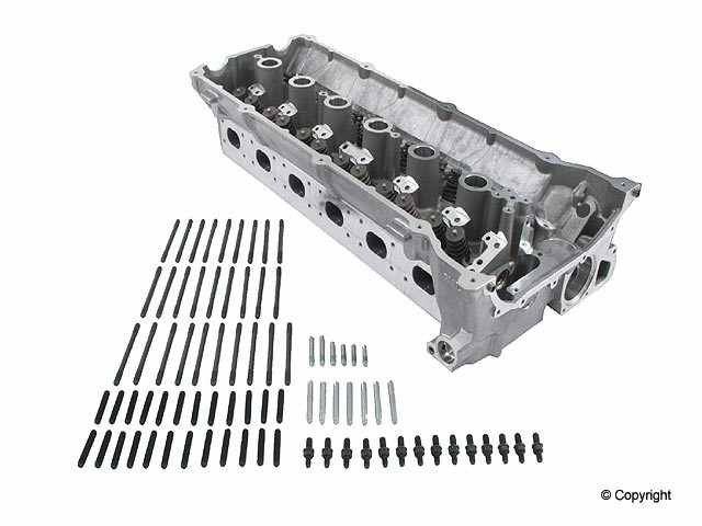 IMC - AMC New Engine Cylinder Head - IMC 043 06005 433