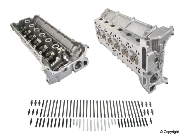 IMC - AMC New Engine Cylinder Head - IMC 043 06006 433