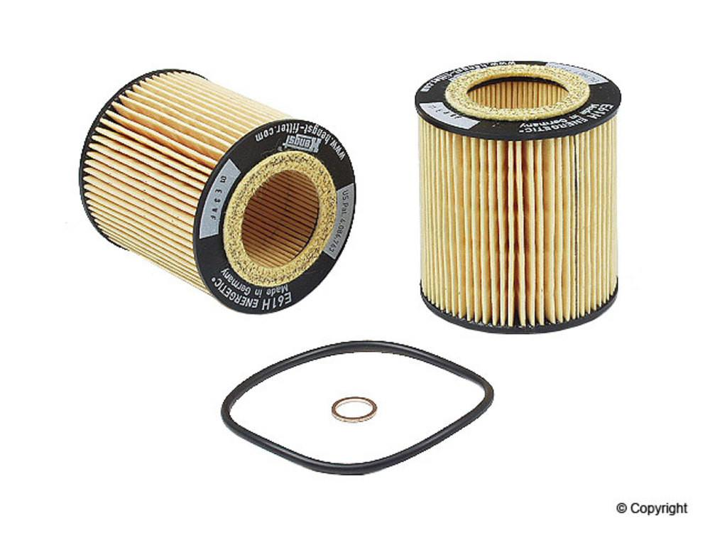 Hengst -  Engine Oil Filter Engine Oil Filter - WDX 091 06015 045