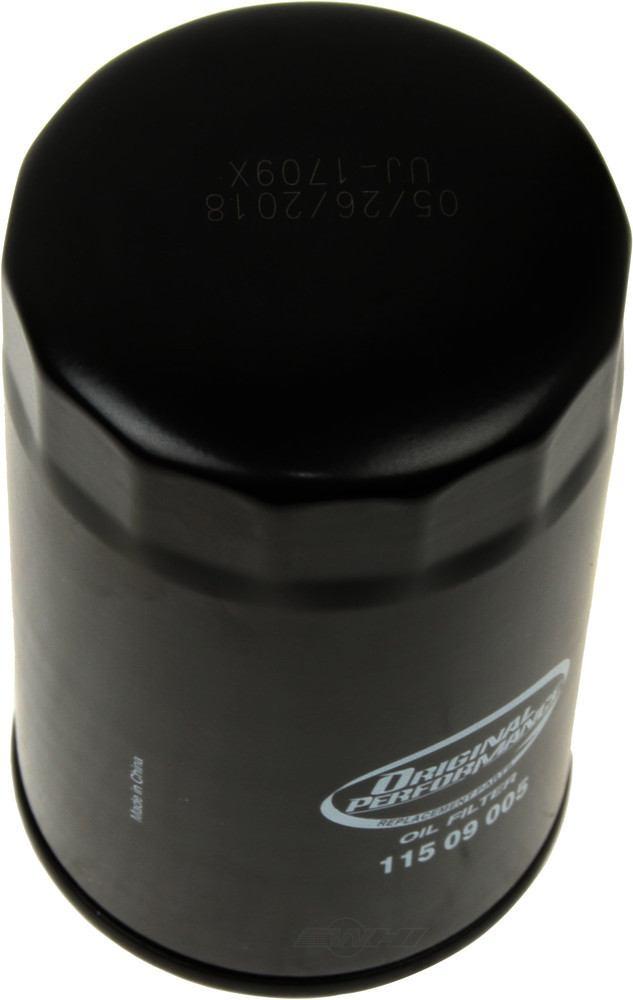 Original -  Performance Engine Oil Filter Engine Oil Filter - WDX 091 09005 501