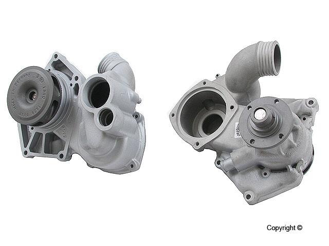 Aftermarket Reman - Aftermarket Remanufactured Engine Water Pump - WDX 112 06039 771