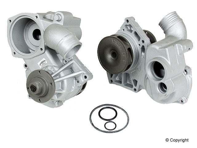 Aftermarket Reman - Aftermarket Remanufactured Engine Water Pump - WDX 112 06040 771