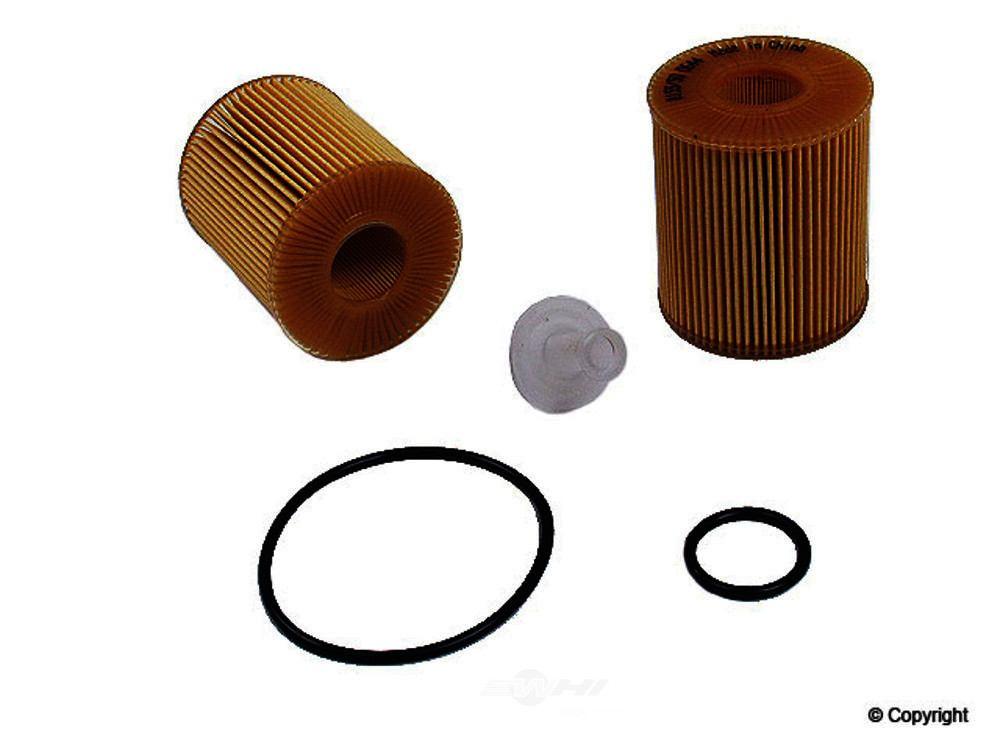 Original -  Performance Engine Oil Filter Engine Oil Filter - WDX 091 30003 501