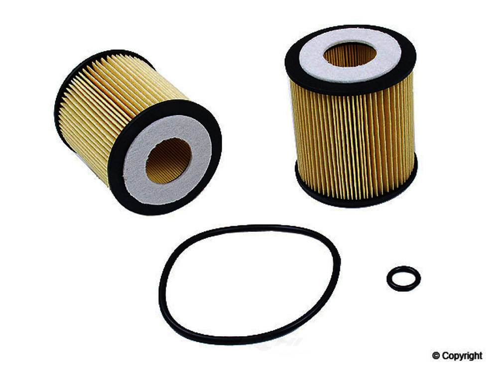 Original -  Performance Engine Oil Filter - WDX 091 32008 501