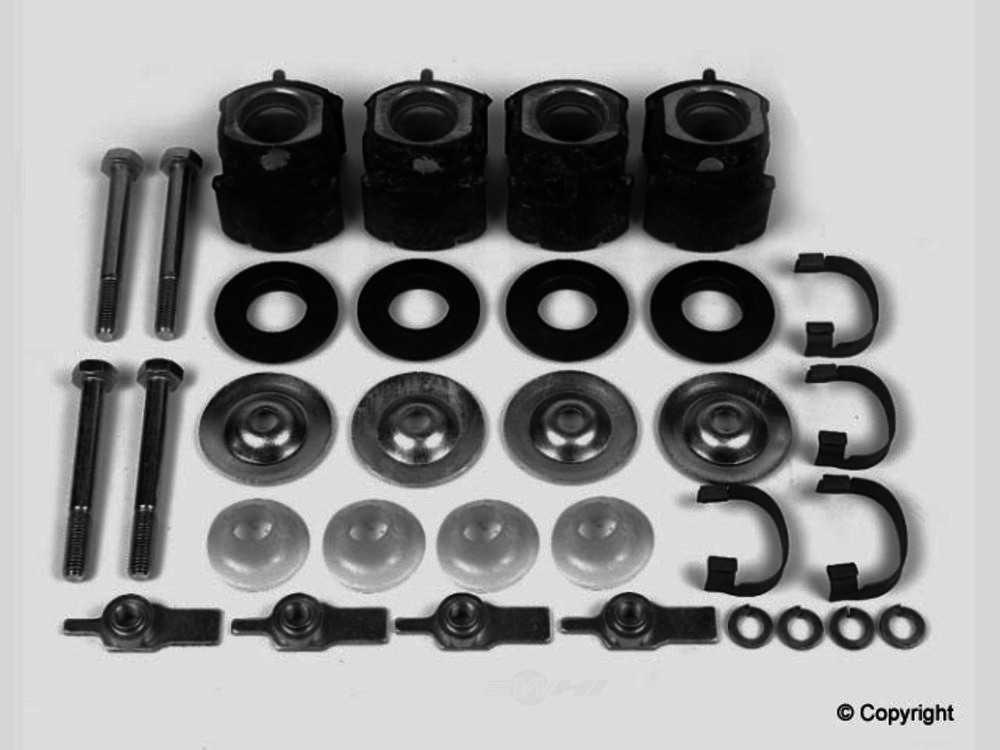 Meyle -  Suspension Subframe Mounting Kit Suspension Subframe Mounting Kit - WDX 230 33024 500