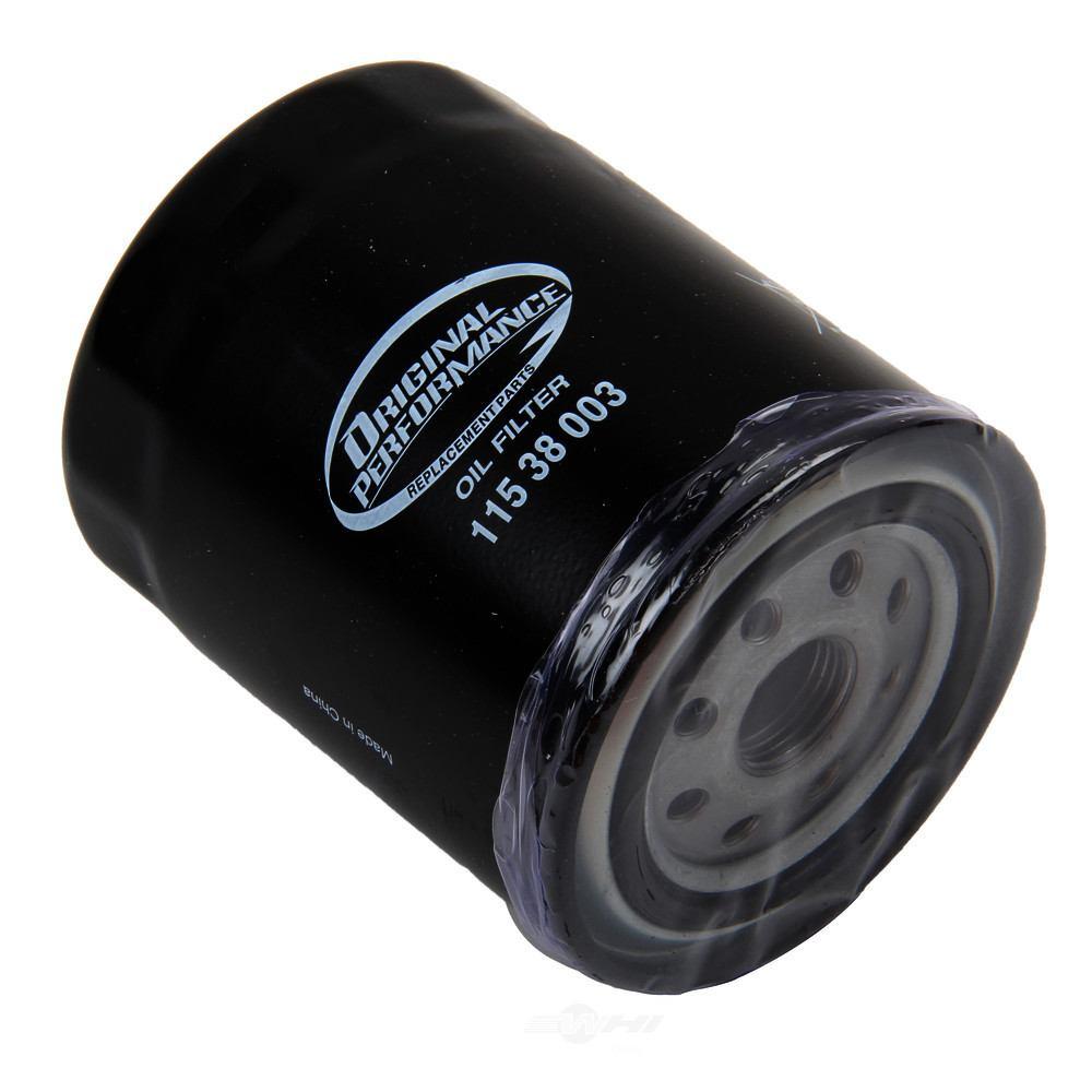 Original -  Performance Engine Oil Filter Engine Oil Filter - WDX 091 38004 501