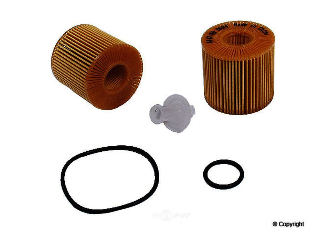 Original -  Performance Engine Oil Filter Engine Oil Filter - WDX 091 51014 501