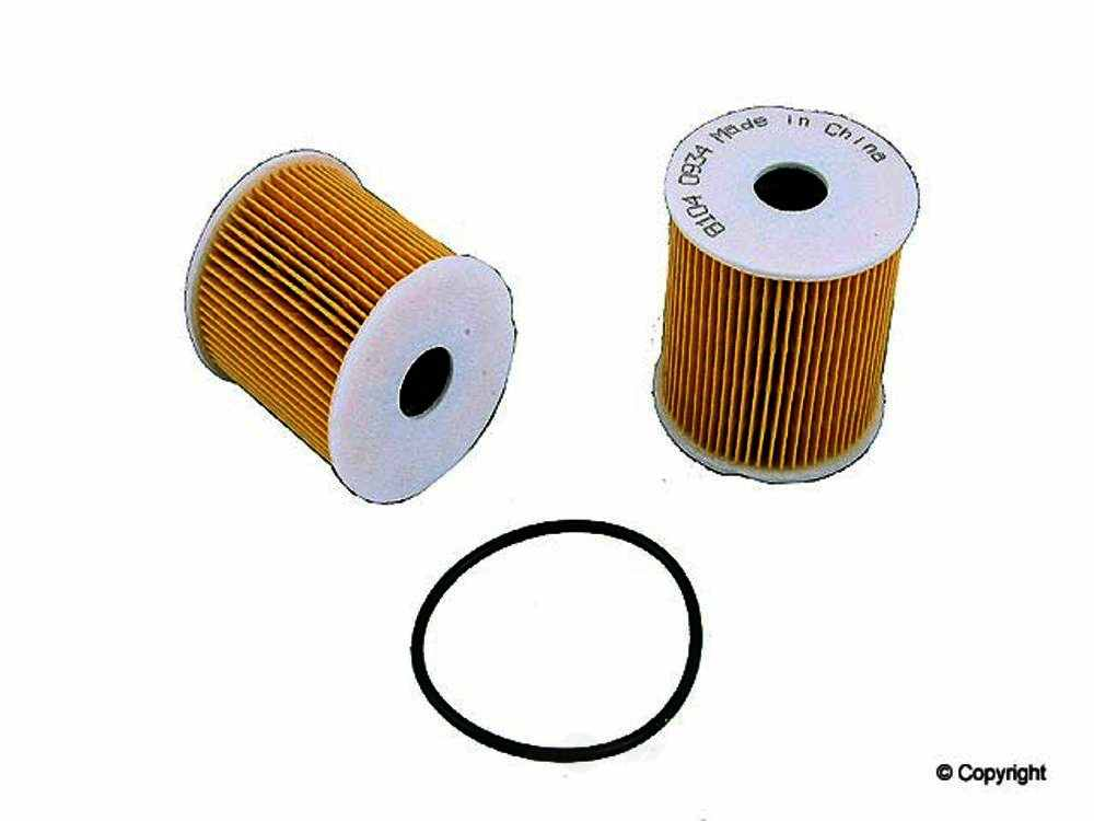 Original -  Performance Engine Oil Filter Engine Oil Filter - WDX 091 53002 501