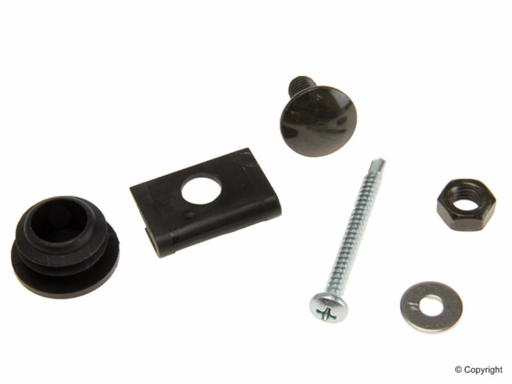 Jopex -  Bumper Cover Mounting Kit Bumper Cover Mounting Kit - WDX 924 54003 651