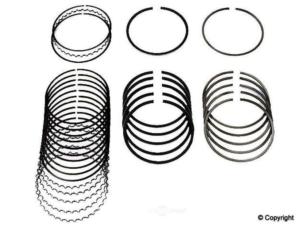 NPR -  of America Engine Piston Ring Set Engine Piston Ring Set - WDX 061 38021 337