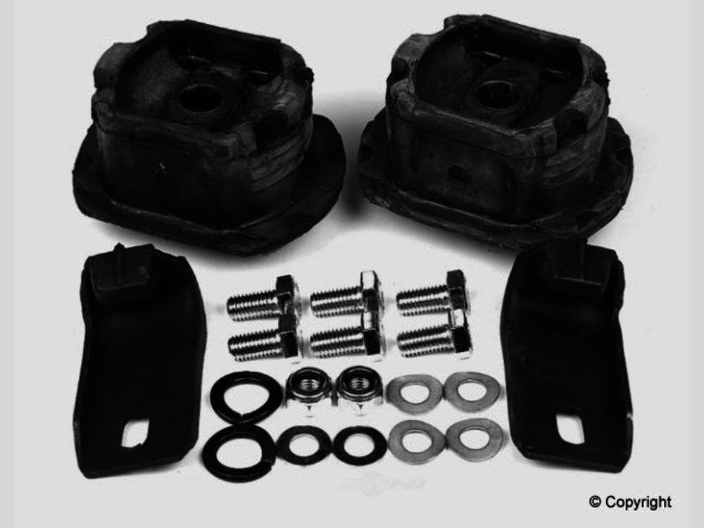 Meyle -  Suspension Subframe Mounting Kit Suspension Subframe Mounting Kit - WDX 375 33012 500