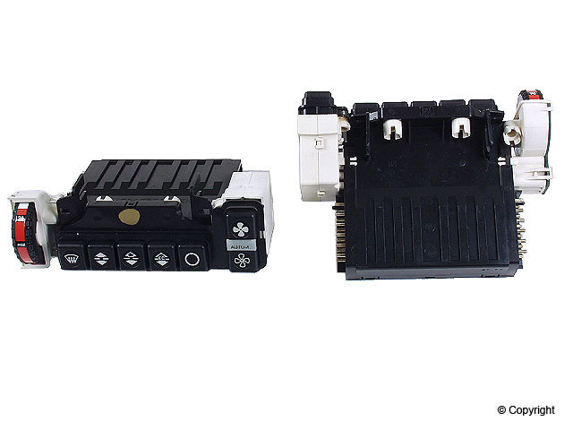 Beckmann Tech Reman - Beckmann Technologie Remanufactured HVAC Heater Control Unit - WDX 651 33005 775