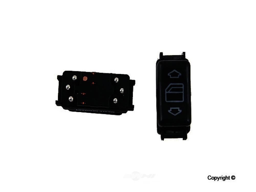 Meyle -  Door Window Switch - WDX 809 33137 500