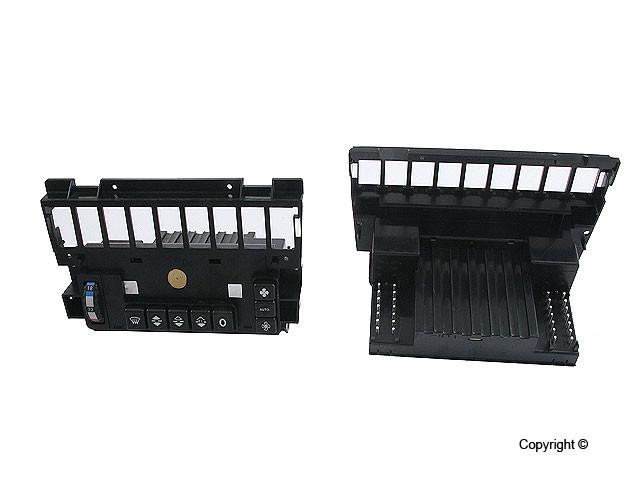 Beckmann Tech Reman - Beckmann Technologie Remanufactured HVAC Heater Control Unit - WDX 651 33011 775