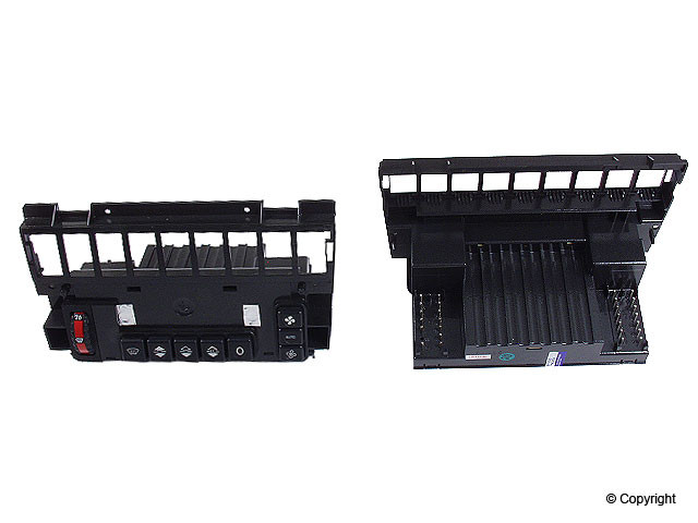 Programa Reman - Programa Remanufactured HVAC Heater Control Unit - WDX 651 33012 789