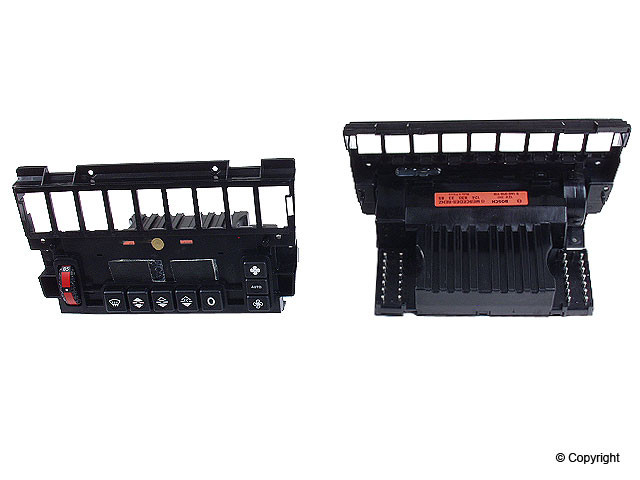 Beckmann Tech Reman - Beckmann Technologie Remanufactured HVAC Heater Control Unit - WDX 651 33006 775