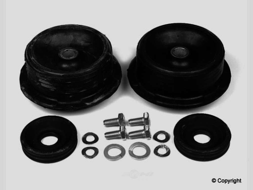 Meyle -  Suspension Subframe Mounting Kit Suspension Subframe Mounting Kit - WDX 375 33024 500