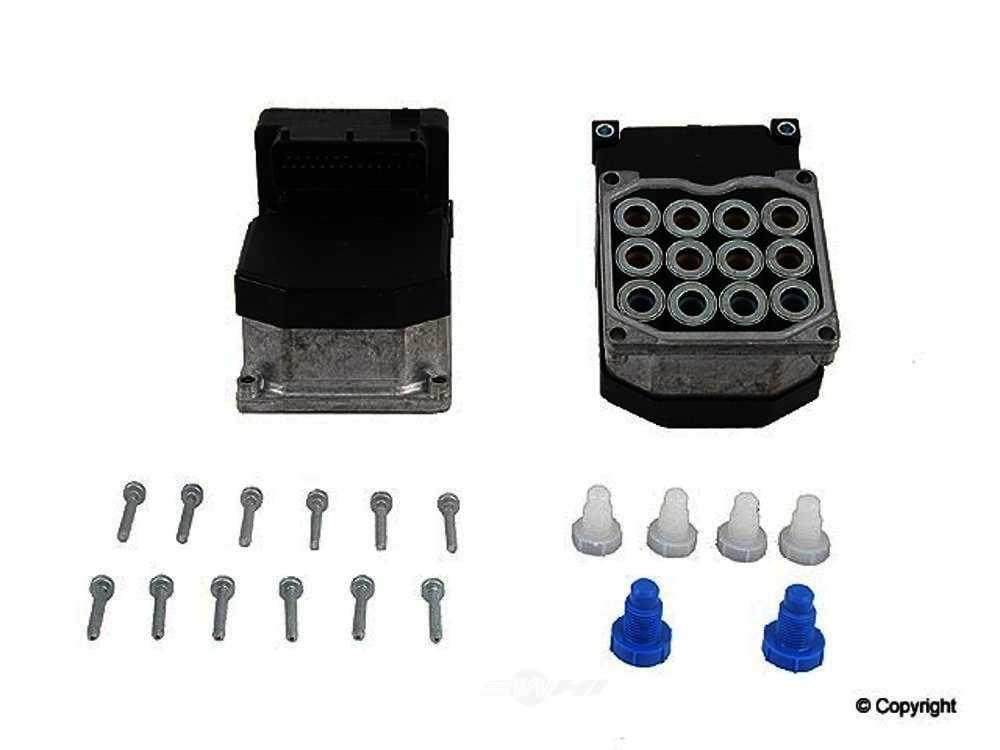 Bosch -  ABS Modulator - WDX 550 54003 101