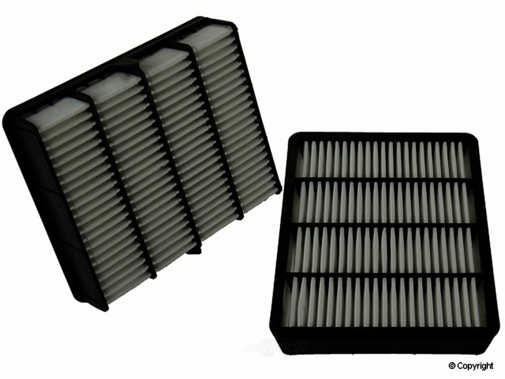 Original -  Performance Air Filter Air Filter - WDX 090 51027 501