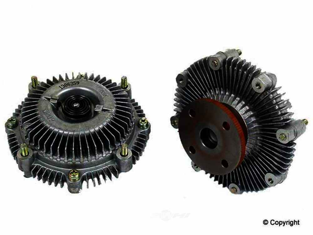 Aisin -  Engine Cooling Fan Clutch Engine Cooling Fan Clutch - WDX 114 53002 034