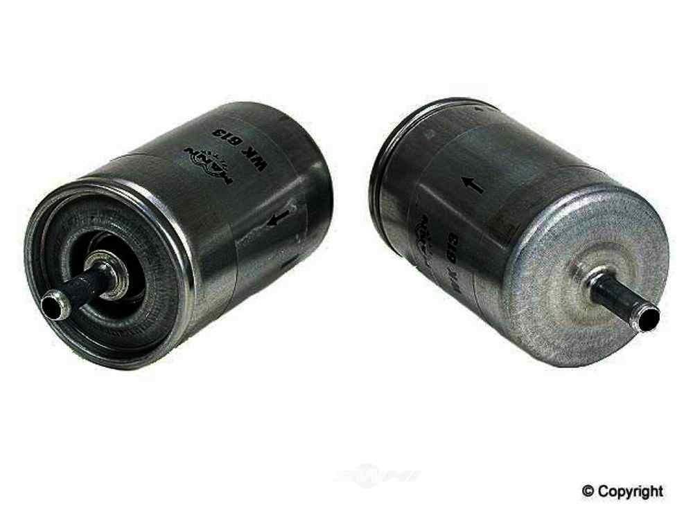 Mann -  Fuel Filter - WDX 092 06001 058