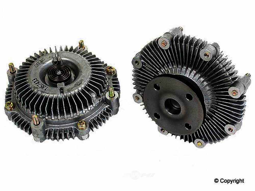 Aisin -  Engine Cooling Fan Clutch Engine Cooling Fan Clutch - WDX 114 53003 034