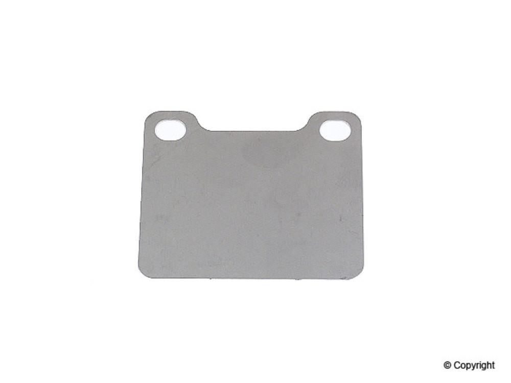 IMC MFG NUMBER CATALOG - MTC Disc Brake Pad Shim (Rear) - IMM VM 404