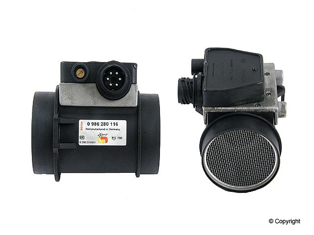 Genuine Reman - Genuine New Mass Air Flow Sensor - WDX 128 06009 003