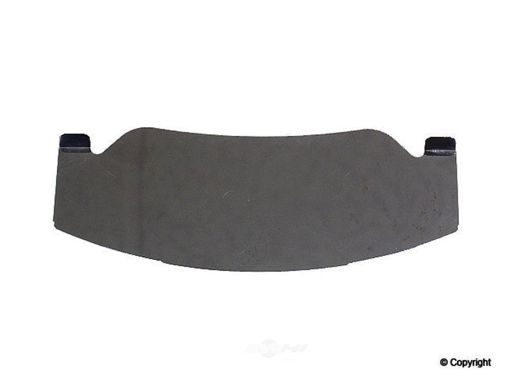 MTC -  Disc Brake Pad Shim - WDX 527 53001 673