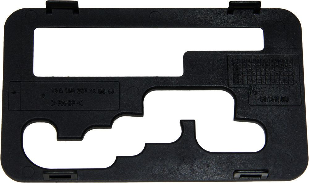 Genuine -  Auto Trans Shift Cover Plate - WDX 323 33039 001