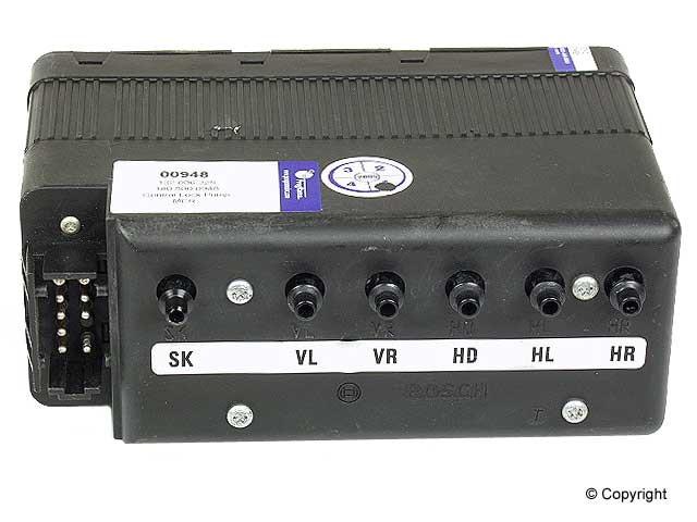 Beckmann Technologie - Beckmann Technologie Vacuum Power Supply Pump - WDX 943 33007 558