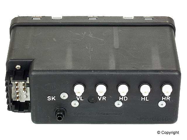 Beckmann Technologie - Beckmann Technologie Vacuum Power Supply Pump - WDX 943 33004 558