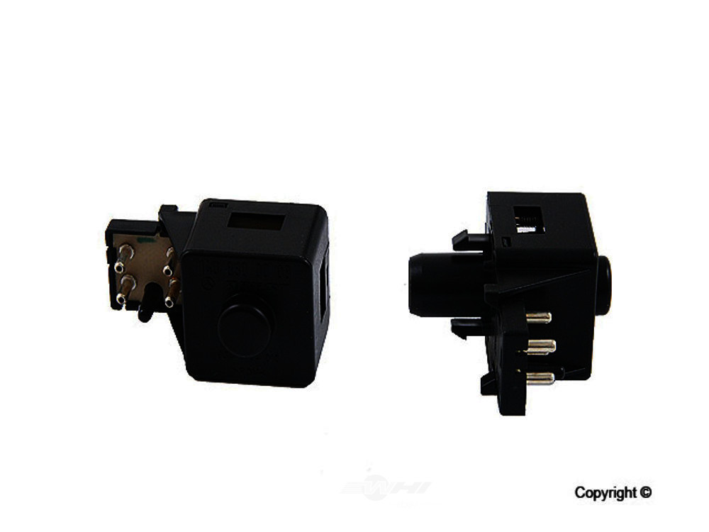 Genuine -  HVAC Interior Temperature Sensor Fan HVAC Interior Temperature S - WDX 662 33060 001